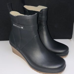 Tretorn All Weather Wedge Bootie